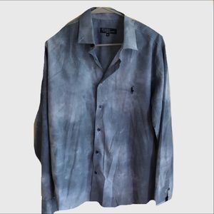 Polo Ralph Lauren tie-dye slim fit shirt